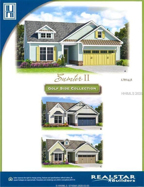 104 Clearwater Walk, Hardeeville, SC 29927 (MLS #401066) :: RE/MAX Island Realty