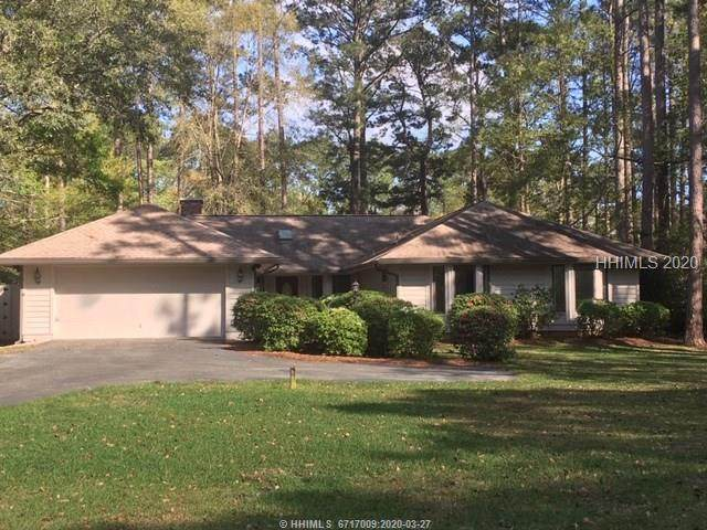 25 Fairway Drive, Bluffton, SC 29910 (MLS #401784) :: The Sheri Nixon Team