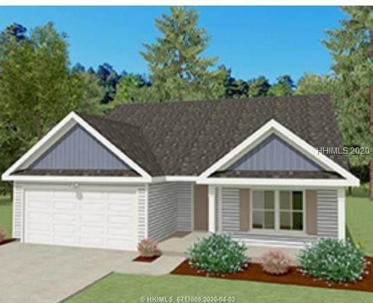 429 Colony Drive, Ridgeland, SC 29936 (MLS #401912) :: RE/MAX Coastal Realty
