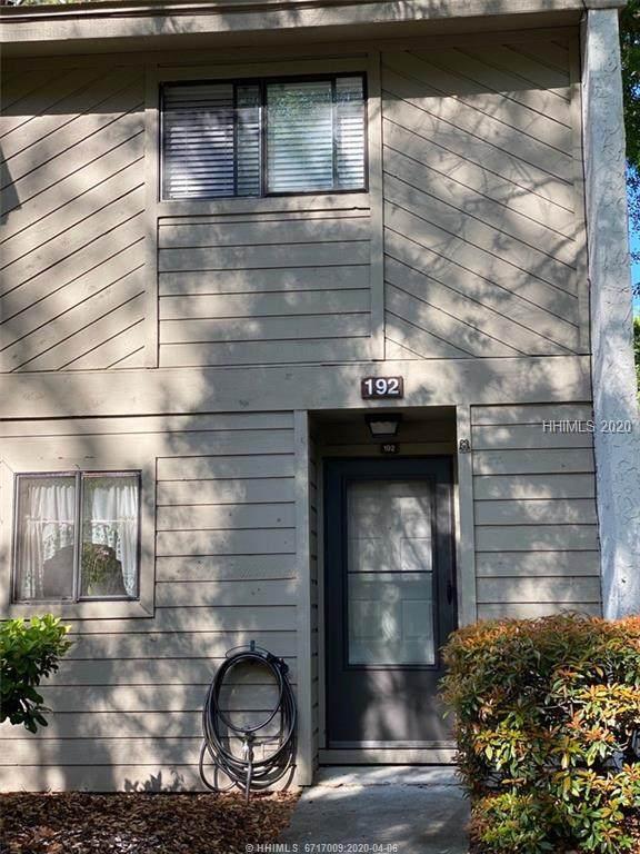 96 Mathews Drive #192, Hilton Head Island, SC 29926 (MLS #401950) :: Hilton Head Dot Real Estate