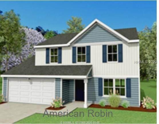 384 Red Pine Drive, Ridgeland, SC 29936 (MLS #402389) :: The Sheri Nixon Team