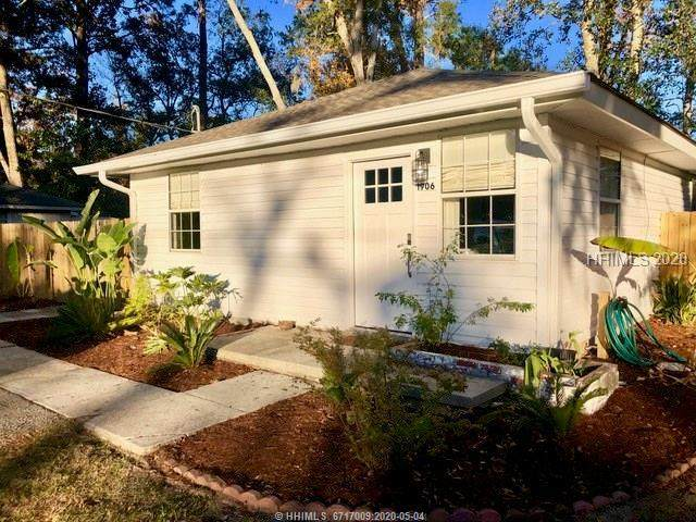 1906 Battery Park Drive, Port Royal, SC 29935 (MLS #402443) :: The Sheri Nixon Team