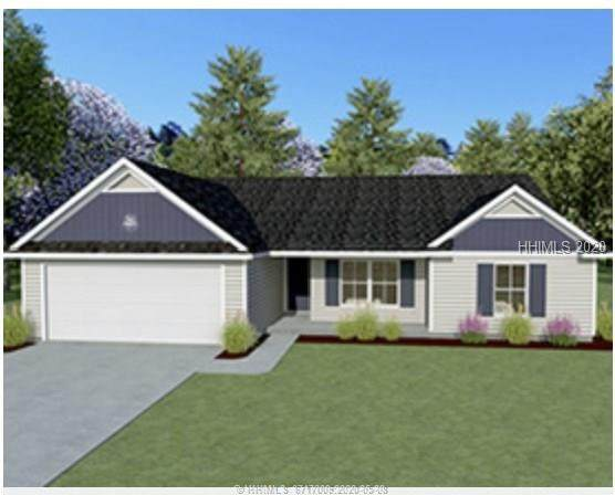 417 Red Pine Road, Ridgeland, SC 29936 (MLS #402535) :: The Alliance Group Realty