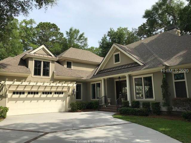 4 Sabal Court, Hilton Head Island, SC 29926 (MLS #402764) :: Schembra Real Estate Group