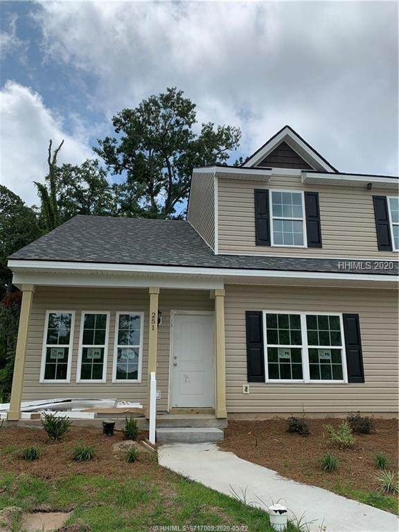 251 Admiration Avenue, Beaufort, SC 29906 (MLS #402843) :: Coastal Realty Group