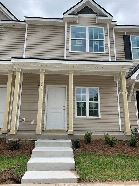 257 Admiration Avenue, Beaufort, SC 29906 (MLS #402847) :: Coastal Realty Group