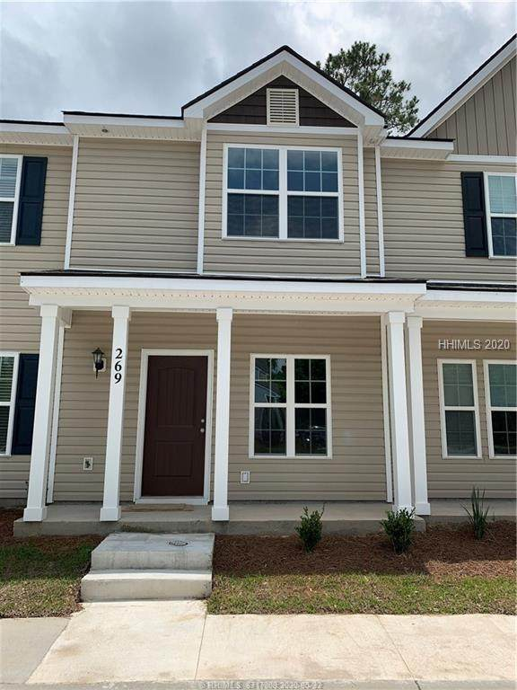269 Admiration Avenue, Beaufort, SC 29906 (MLS #402853) :: Coastal Realty Group