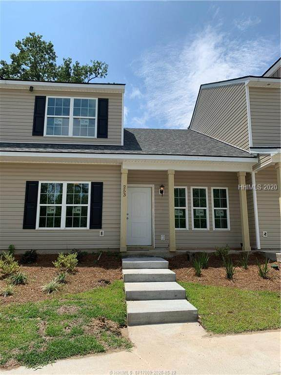 253 Admiration Avenue, Beaufort, SC 29906 (MLS #402866) :: Coastal Realty Group