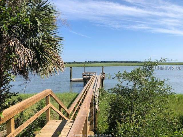 430 Distant Island Drive, Beaufort, SC 29907 (MLS #404609) :: Schembra Real Estate Group