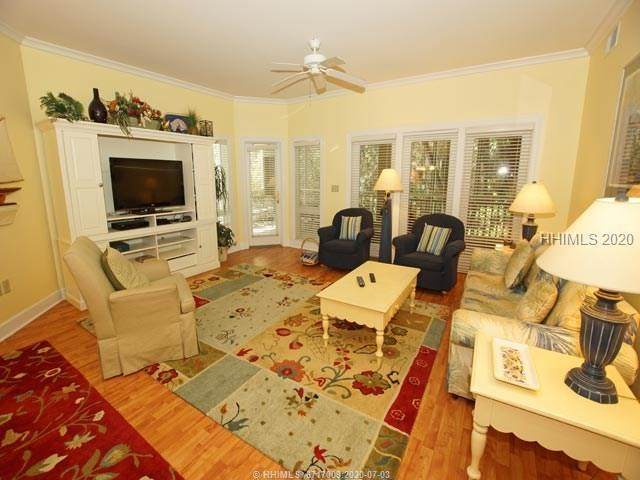 89 Ocean Lane #8137, Hilton Head Island, SC 29928 (MLS #405125) :: Beth Drake REALTOR®