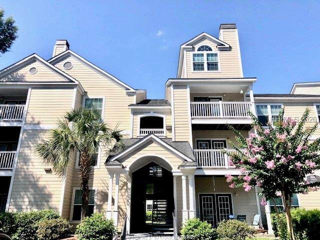 100 Kensington Boulevard #820, Bluffton, SC 29910 (MLS #405145) :: The Alliance Group Realty