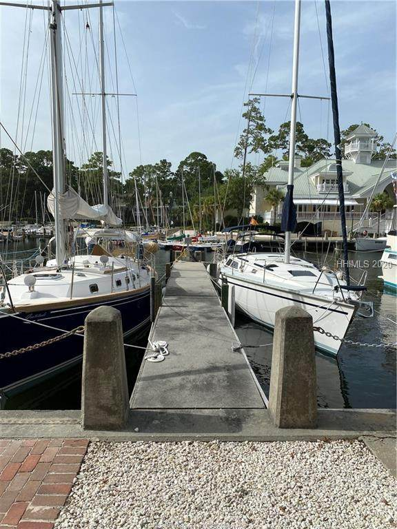 F-9 Windmill Harbour Marina, Hilton Head Island, SC 29926 (MLS #405183) :: Hilton Head Dot Real Estate