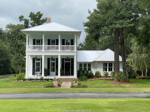 14 Saint Catherine St, Bluffton, SC 29910 (MLS #405196) :: The Coastal Living Team