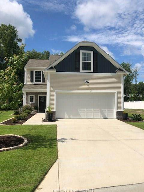 121 Red Northern Oak Way, Bluffton, SC 29910 (MLS #405274) :: Judy Flanagan