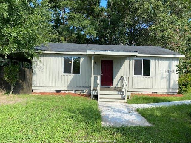 6 Hudson Drive, Beaufort, SC 29907 (MLS #405620) :: The Alliance Group Realty