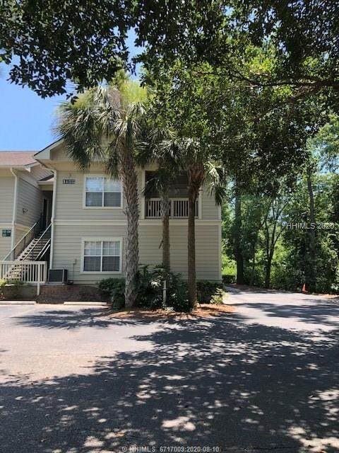112 Union Cemetery Road #124, Hilton Head Island, SC 29926 (MLS #405769) :: Southern Lifestyle Properties