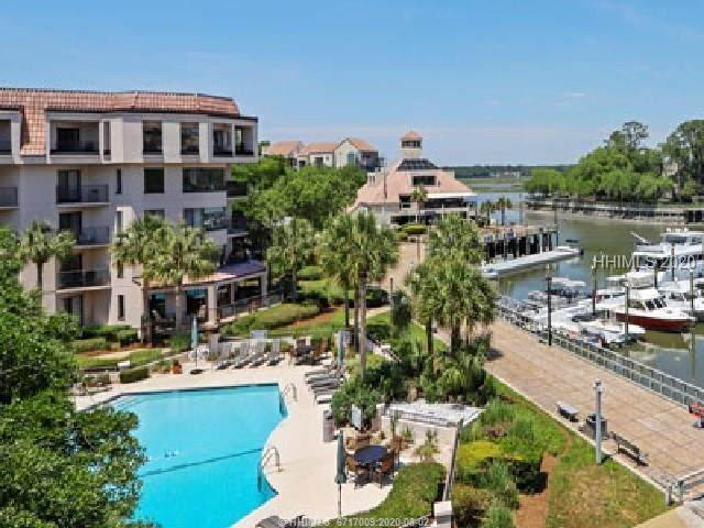 7 Shelter Cove Lane #7542, Hilton Head Island, SC 29928 (MLS #405967) :: Beth Drake REALTOR®
