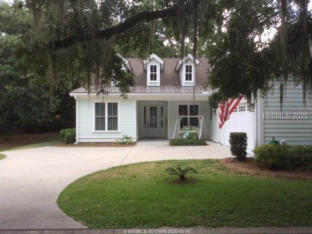 4 Bluebell Trace, Hilton Head Island, SC 29926 (MLS #406220) :: Southern Lifestyle Properties