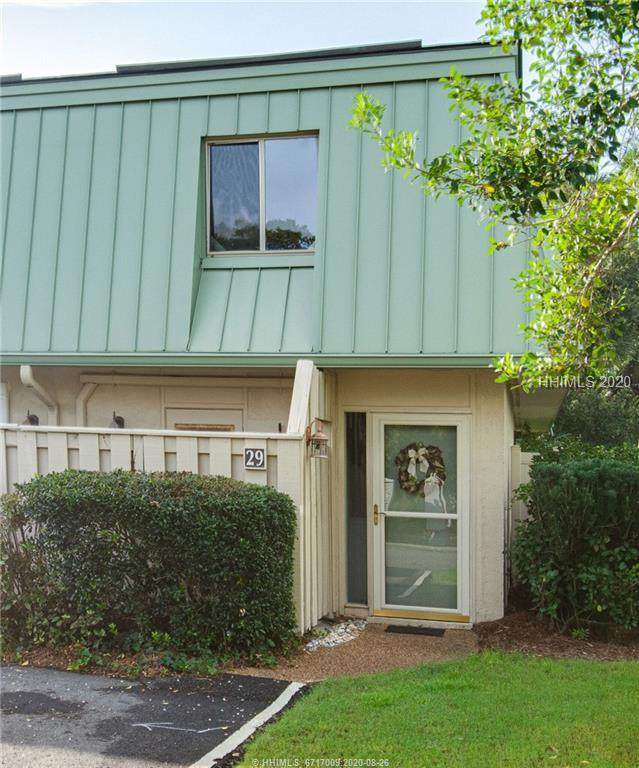 32 S Forest Beach Drive #29, Hilton Head Island, SC 29928 (MLS #406664) :: Southern Lifestyle Properties