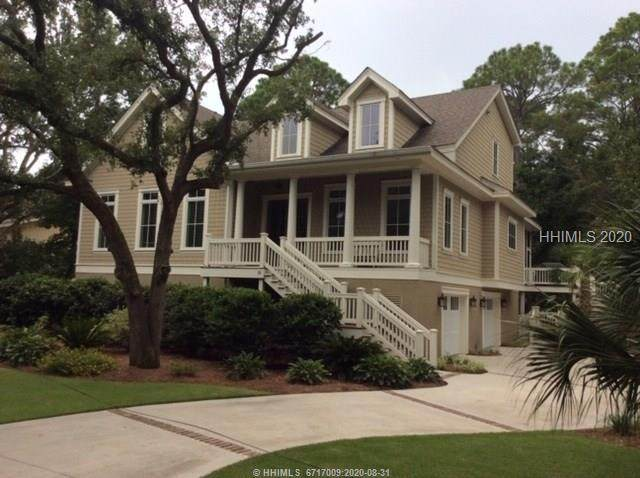 16 Donax Road, Hilton Head Island, SC 29928 (MLS #406677) :: Southern Lifestyle Properties