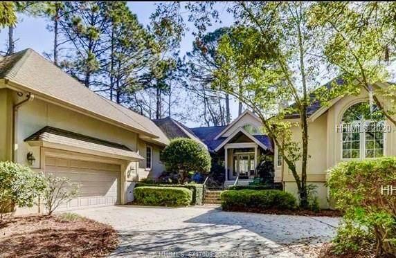 16 Combahee Road, Hilton Head Island, SC 29928 (MLS #407848) :: Southern Lifestyle Properties