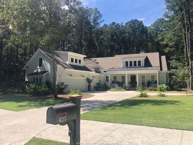 425 Hampton Lake Drive, Bluffton, SC 29910 (MLS #408431) :: Collins Group Realty