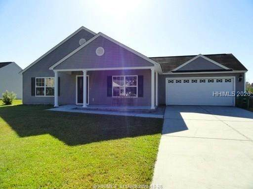 525 Colony Drive, Ridgeland, SC 29936 (MLS #409474) :: RE/MAX Island Realty