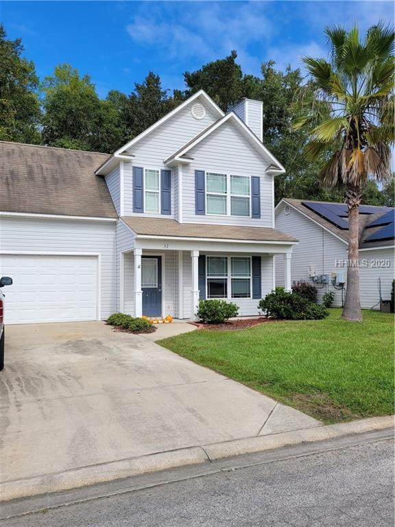 32 Broadland Circle, Bluffton, SC 29910 (MLS #409752) :: Schembra Real Estate Group