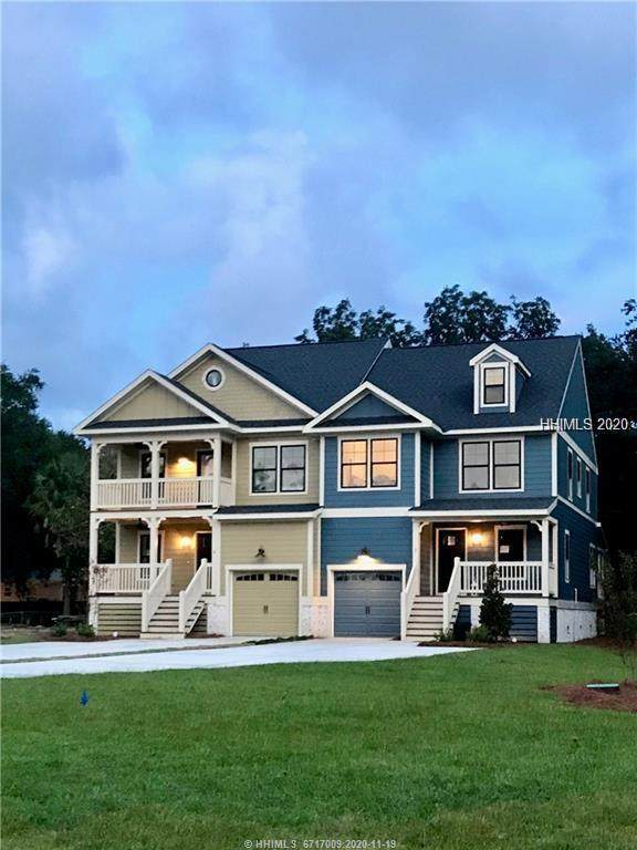 4 Old Stoney Lane #42, Hilton Head Island, SC 29926 (MLS #410141) :: The Alliance Group Realty