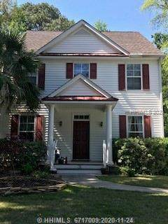 31 Timbercrest Circle, Hilton Head Island, SC 29926 (MLS #410164) :: The Coastal Living Team