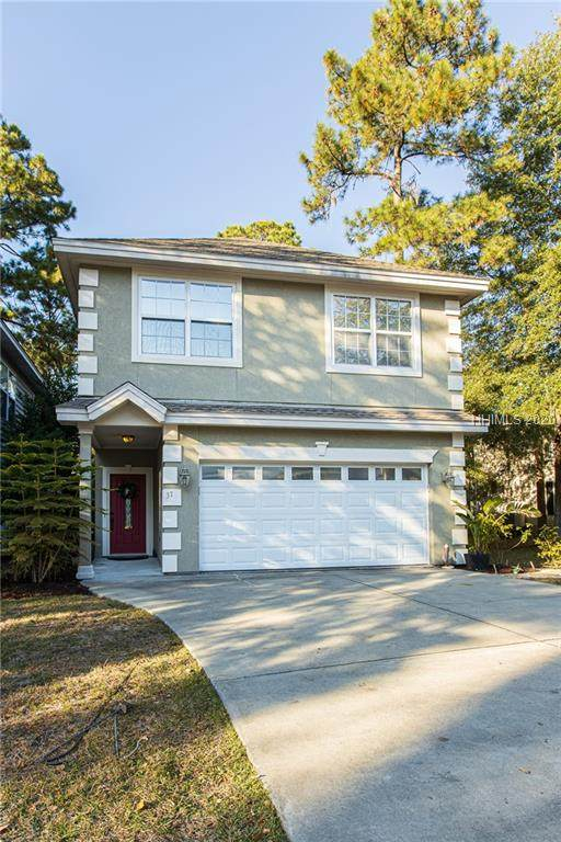 37 Gold Oak Drive, Hilton Head Island, SC 29926 (MLS #410731) :: The Alliance Group Realty