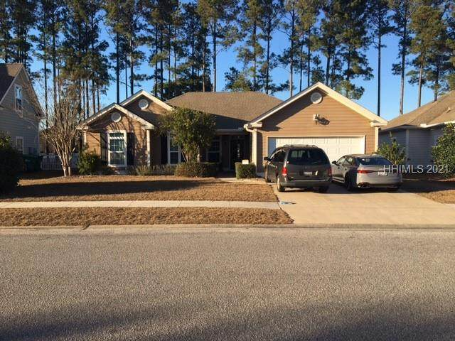 7 Station Loop, Bluffton, SC 29910 (MLS #411441) :: RE/MAX Island Realty
