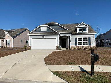 250 Battle Harbor Lane, Ridgeland, SC 29936 (MLS #411495) :: Hilton Head Dot Real Estate