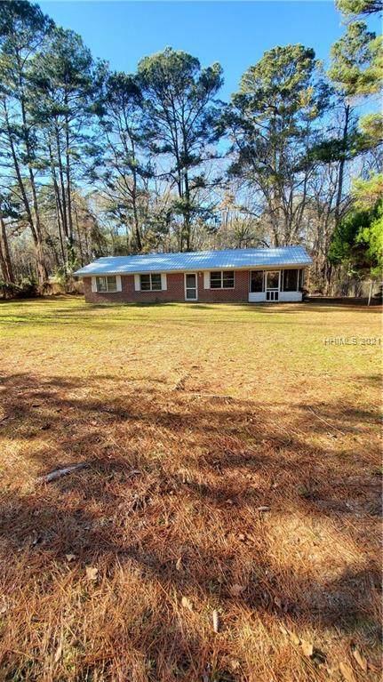 239 Willis Drive, Ridgeland, SC 29936 (MLS #411620) :: Hilton Head Dot Real Estate