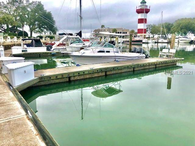 75 Harbour Town Yacht Basin, Hilton Head Island, SC 29928 (MLS #412159) :: The Bradford Group