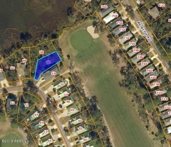 56 Davis Love Drive, Fripp Island, SC 29920 (MLS #412200) :: Collins Group Realty
