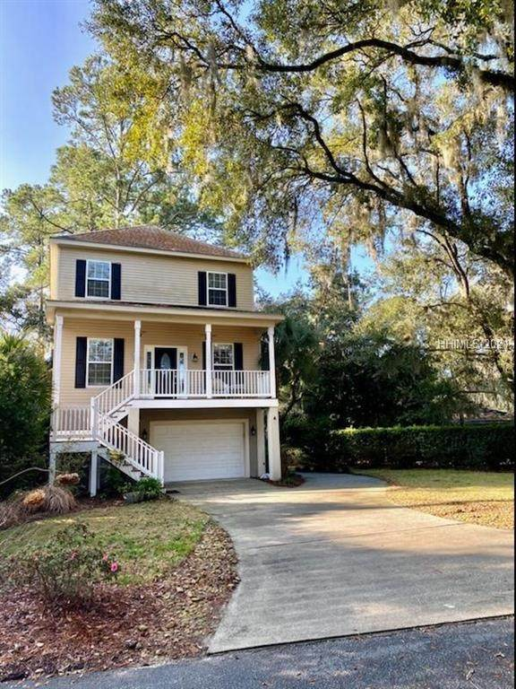 4 Gold Oak Court, Hilton Head Island, SC 29926 (MLS #412265) :: RE/MAX Island Realty