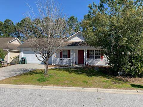 71 W Morningside Drive, Bluffton, SC 29910 (MLS #412423) :: Southern Lifestyle Properties