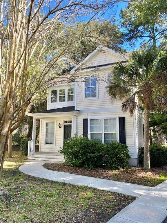 56 Timbercrest Circle, Hilton Head Island, SC 29926 (MLS #412636) :: Charter One Realty
