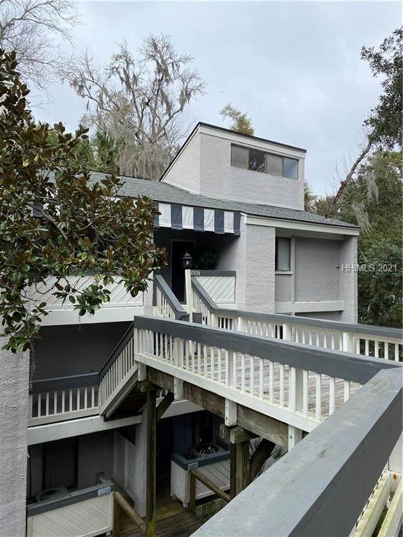 137 Cordillo Parkway #6102, Hilton Head Island, SC 29928 (MLS #412695) :: Hilton Head Dot Real Estate