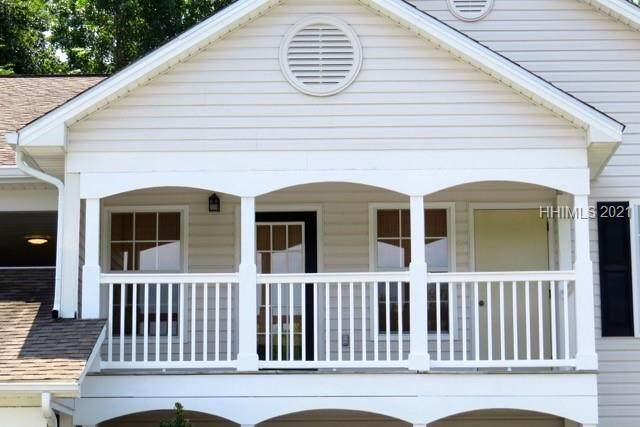 50 Pebble Beach Cove B213, Bluffton, SC 29910 (MLS #412707) :: The Coastal Living Team