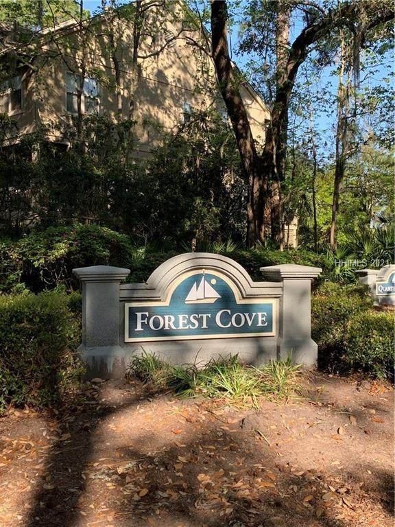 49 Forest Cove #49, Hilton Head Island, SC 29928 (MLS #413655) :: The Bradford Group