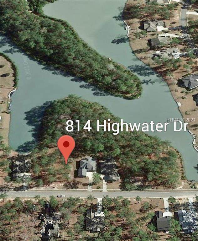 814 High Water Drive, Hardeeville, SC 29927 (MLS #414007) :: Luxe Real Estate Services
