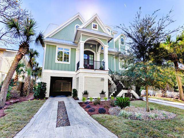 15 Dune Lane, Hilton Head Island, SC 29928 (MLS #414232) :: Charter One Realty