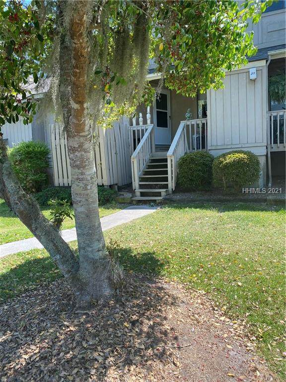 5 Gumtree Road J10, Hilton Head Island, SC 29926 (MLS #414445) :: Hilton Head Dot Real Estate