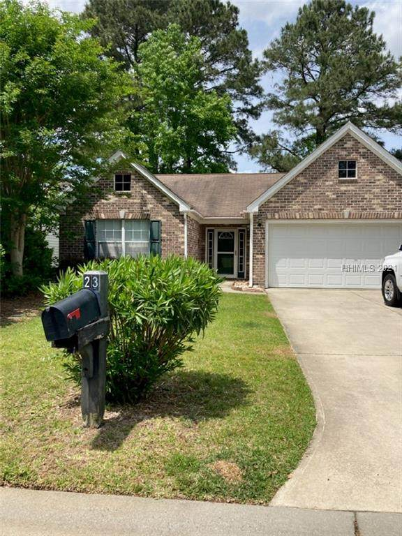 23 Hawthorne Court, Bluffton, SC 29910 (MLS #414623) :: The Alliance Group Realty