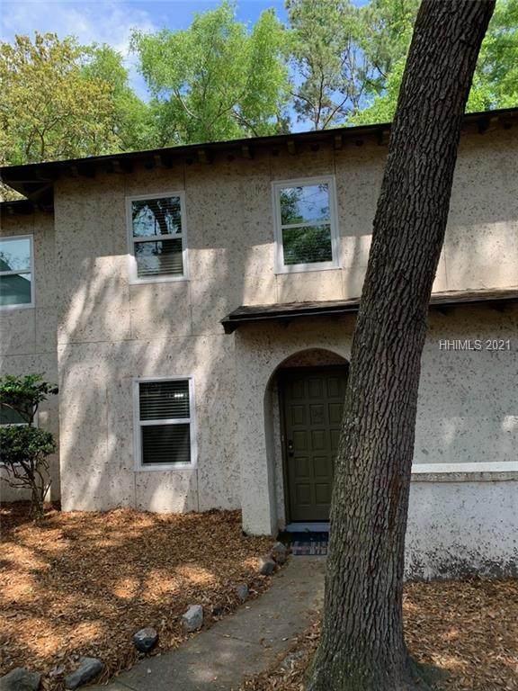 400 Wm Hilton Parkway #67, Hilton Head Island, SC 29926 (MLS #414668) :: Hilton Head Real Estate Partners