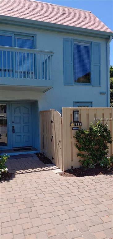 150 Lighthouse Road A-713, Hilton Head Island, SC 29928 (MLS #414844) :: Hilton Head Dot Real Estate