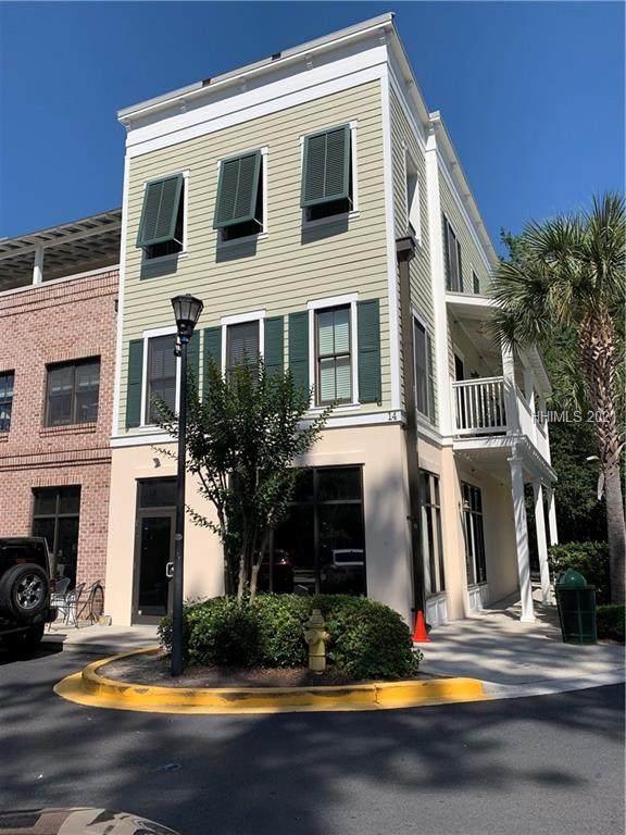 14 Promenade Street #328, Bluffton, SC 29910 (MLS #415053) :: The Sheri Nixon Team