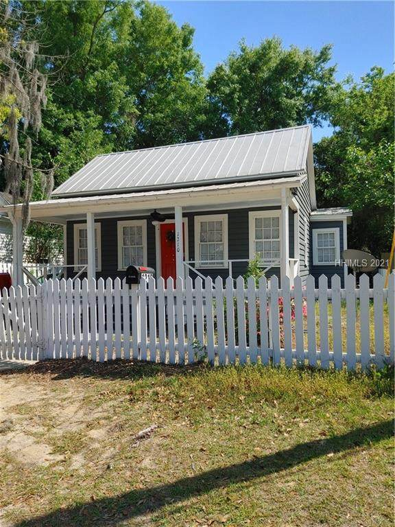 1210 Congress Street, Beaufort, SC 29902 (MLS #415117) :: The Bradford Group